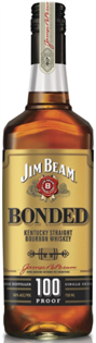 Jim Beam Bourbon Bonded 1.00l